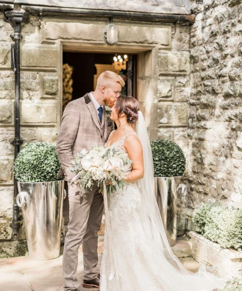 Wedding At Woodhill Hall, Northumberland - Kayleigh and Paul - Katy Melling Photography